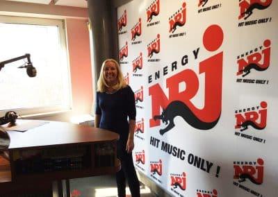 Hellseherin Jeannette in der MORGENSHOW von Radio ENERGY Wien
